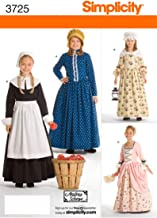 6-8-10-12 Simplicity Creative Patterns US8489HH Sewing Pattern Costumes HH