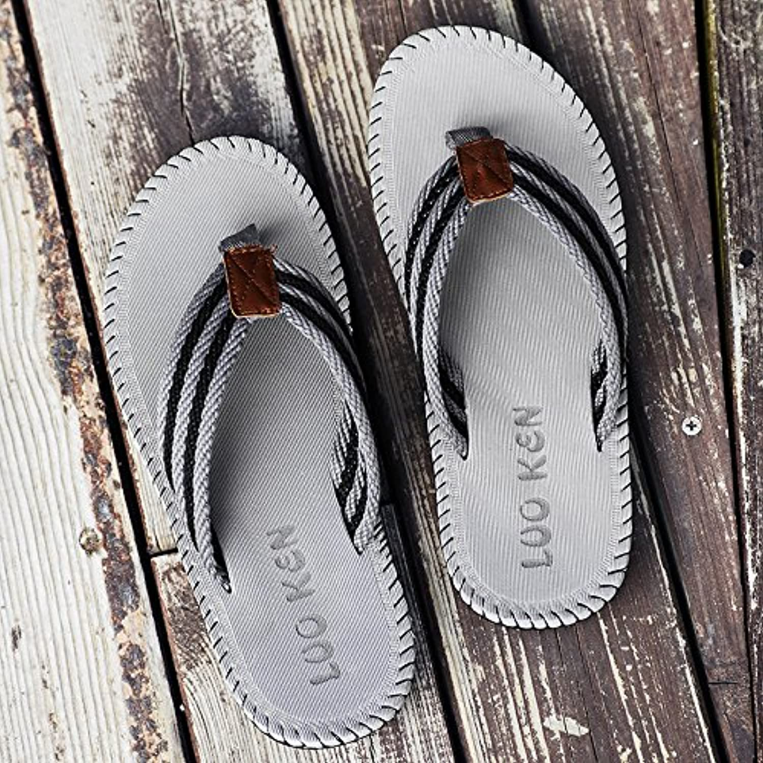 @Sandals Slippers, Men'S Flip Flops, Summer Antiskid Beach shoes, Foot, Fashion Slippers.