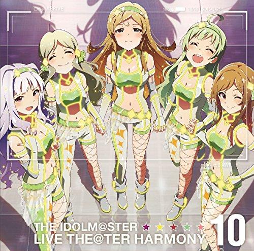 THE IDOLM@STER LIVE THE@TER HARMONY 10 アイドルマスター ミリオンライブ!