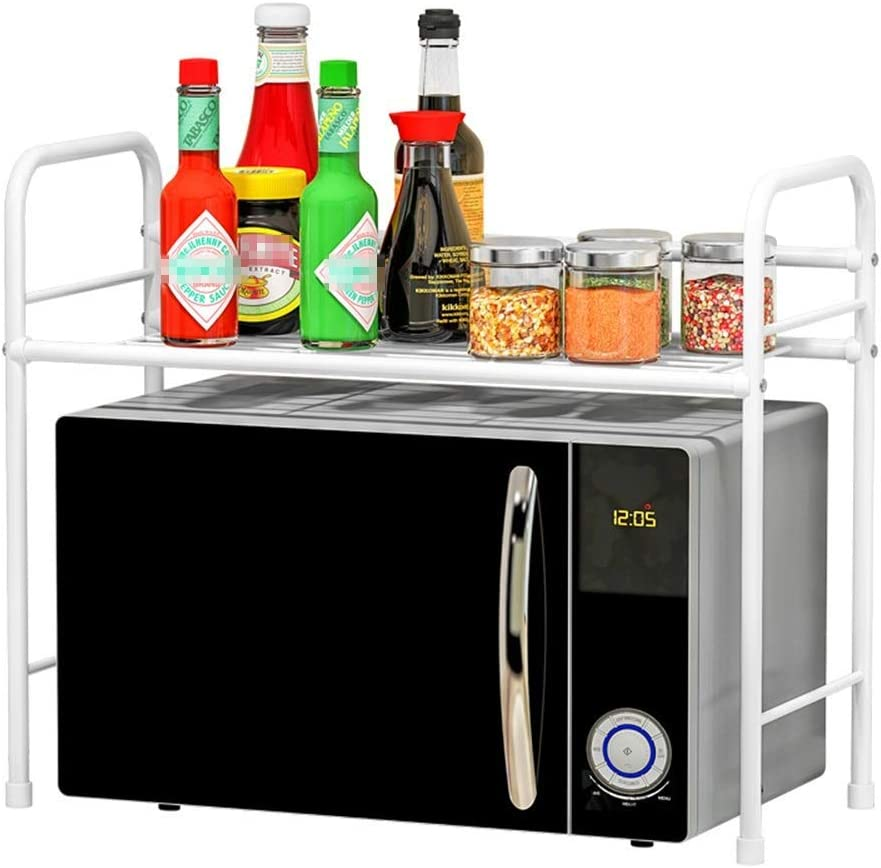 ShiSyan Microwave Oven Rack Shelf Kitc SEAL limited product Cart Storage Price reduction Kitchen