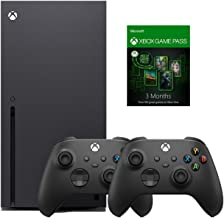 Xbox Series X with 2 Controllers and Gamepass