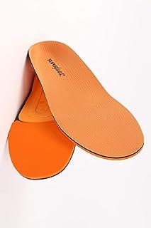 Superfeet SUPER feet [ TRIM FIT ORANGE ] スーパーフィート インソール トリムフィット オレンジ (04:D (25.5~27.0))