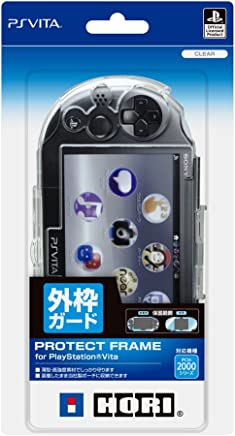 Newプロテクトフレーム for PlayStationVita CLEAR