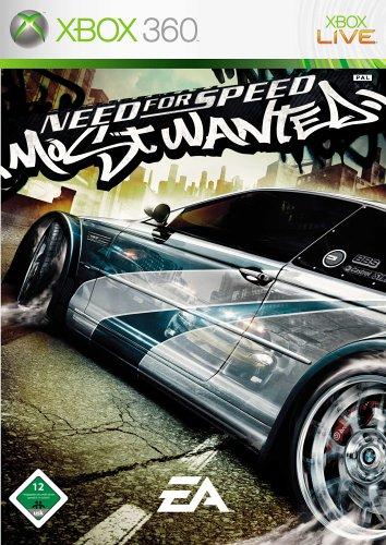 Need for Speed Most Wanted (Xbox 360) (versión en Inglés)