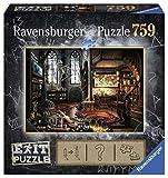Ravensburger Puzle 19954 - Castillo de dragón Exit 5: en el Laboratorio de Dragones