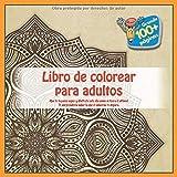 Libro de colorear para adultos - ¡Que te la pases super y disfruta este dia como si fuera el ultimo! Te sorprenderia saber lo que el universo te depara. (Mandala)