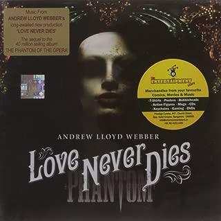 Love Never Dies Cast Recording