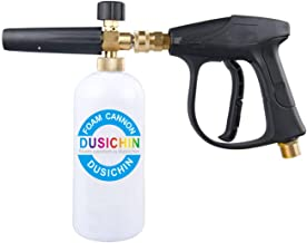 DUSICHIN DUS-003 Snow Foam Lance Foam Cannon with Water Sprayer Gun Wand Spray for..