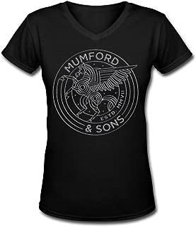 YC Mumford & Sons 2016.PNG T Shirt for Women Black