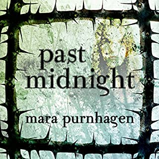 Past Midnight audiobook cover art