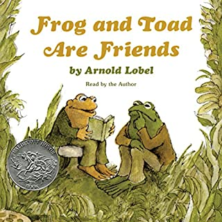 Frog and Toad Are Friends                   By:                                                                                                                                 Arnold Lobel                               Narrated by:                                                                                                                                 Arnold Lobel                      Length: 24 mins     226 ratings     Overall 4.7