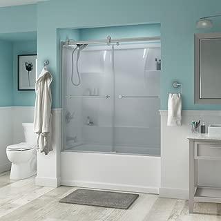 Best glass shower door over tub Reviews