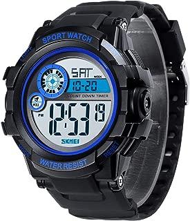 Best digital plastic watch Reviews