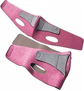 wsbdking Face-lift v vorm elastische bandage tape gezichts slank masker gezicht afslanken sport tape bandage masker tillen...