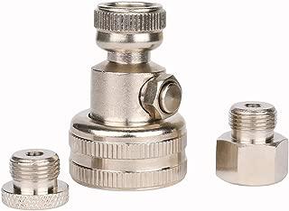 WYNNsky Tire Valve Adapter Kit, Tractor Tire Tube Air Water Adapter Valve Stem Tool Repair Kit
