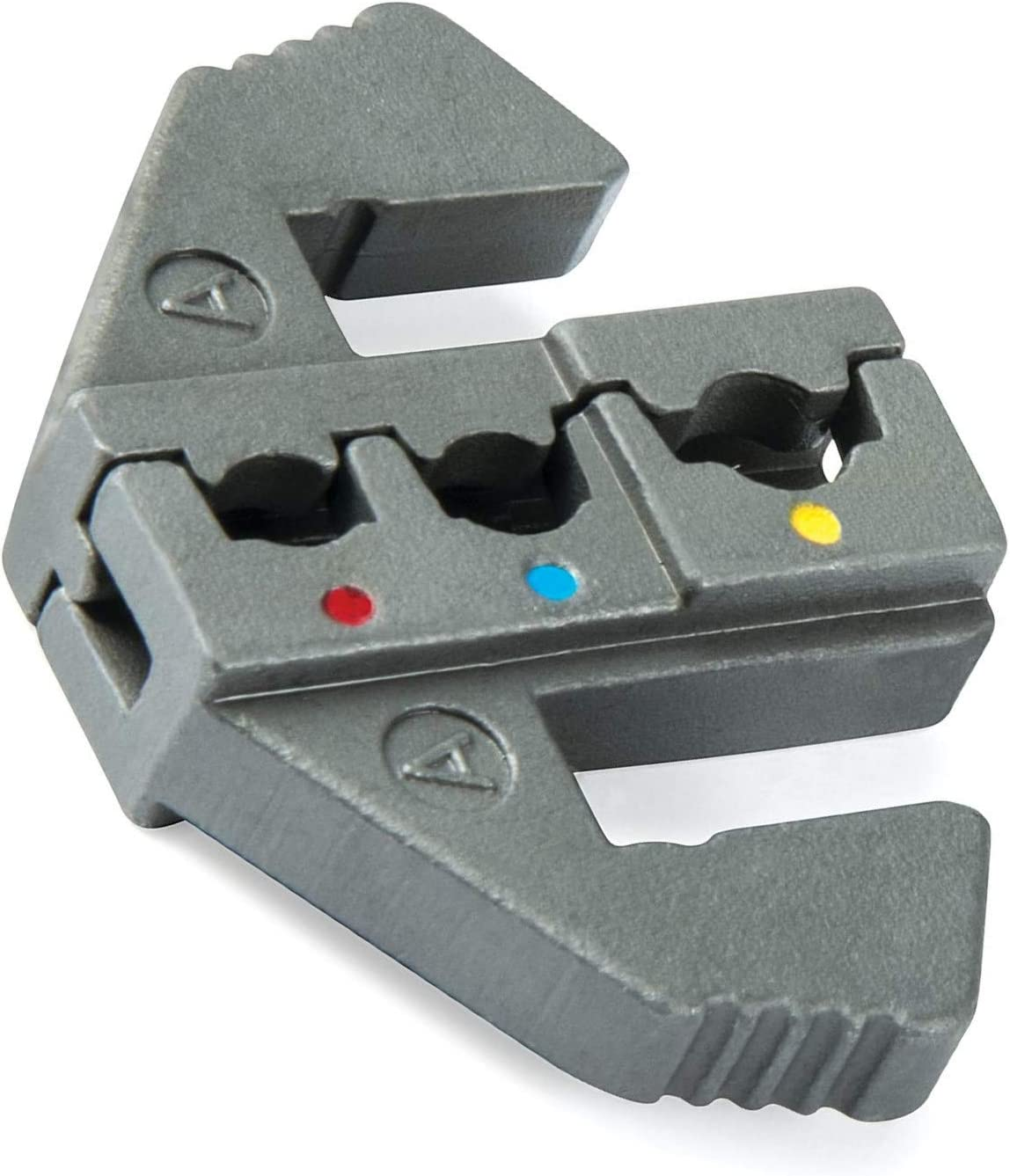 A Quick Change Crimper Die - insulated terminals. cable Super Max 67% OFF popular specialty store For Red