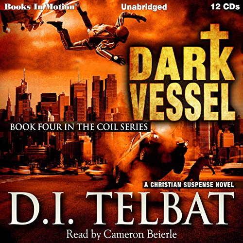 Dark Vessel  audiobook cover art