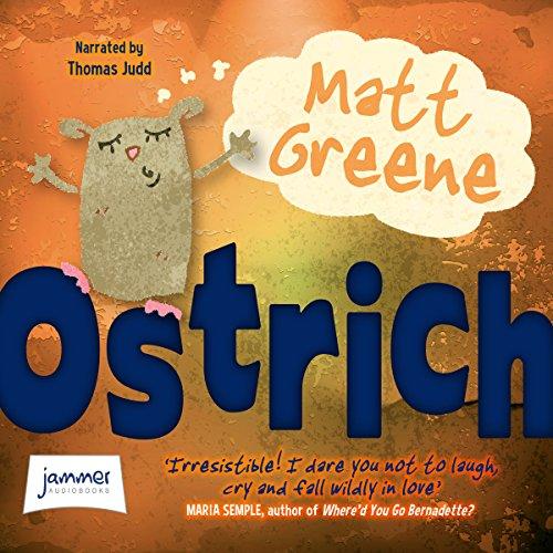 Ostrich audiobook cover art