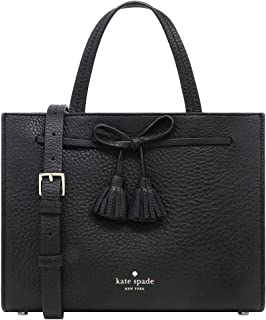 Kate Spade New York Hayes Pebble Leather Small Satchel
