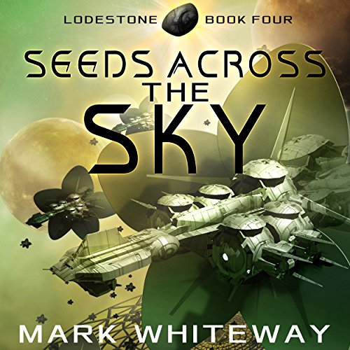 Seeds Across the Sky audiobook cover art