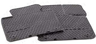 Volkswagen 3C1061502A 82V Gummi Fußmatten