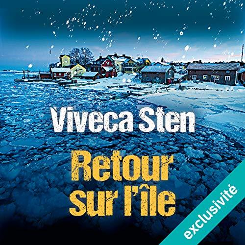 Retour sur l'île audiobook cover art