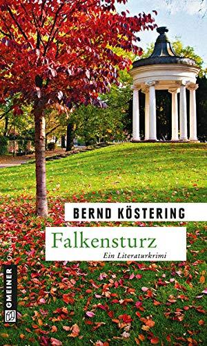Falkensturz: Ein Literaturkrimi: Ein Offenbach-Krimi (Ex-Journalist Herbert Falke)