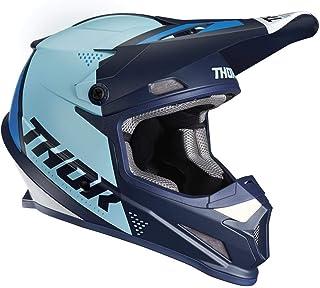 Thor MX Sector Blade Motocross Helm 2020 navy blau