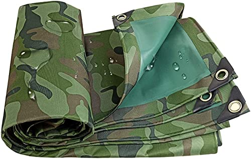 Baches Parasol Oxford Tissu Feu Extérieur Deux-Couleur Camping Bache Résistant à l'usure De Camion avec Boutonnière Multi-Taille Peut être Personnalisé