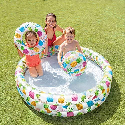 Opblaasbaar Zwembad Baby Child Pvc Kinderzwembad Voor Kinder Baby Bath Opblaasbare Kinderen Pool Home