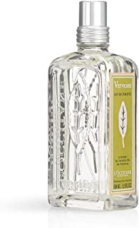L'Occitane Refreshing Verbena Eau de Toilette Enriched with Organic Verbena, 3.3 Fl Oz