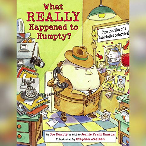 What Really Happened to Humpty?  By  cover art