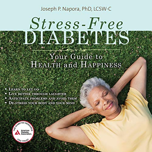 Stress-Free Diabetes audiobook cover art