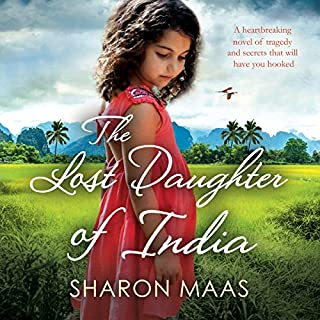 The Lost Daughter of India cover art