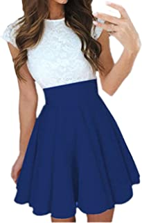 new styles eec82 fa32a Amazon.it: vestiti ragazza - Blu