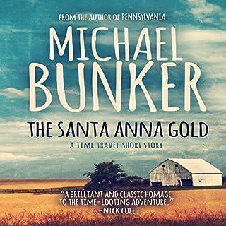The Santa Anna Gold audiobook cover art