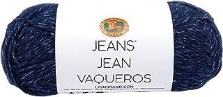 Lion Brand Yarn 505-108 Jeans Yarn, Brand New