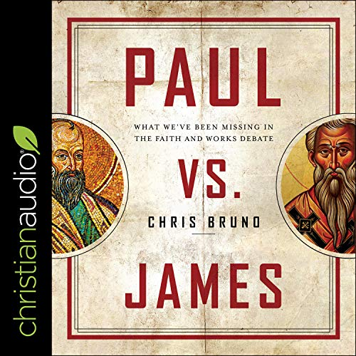 Paul vs. James Titelbild