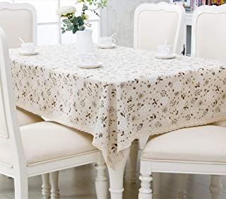 LMWB Bordsskydd, bordsduk, tyg bomull linne rektangulärt matbord soffbord duk student vardagsrum hem-H_140 x 200 cm