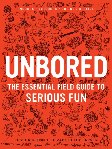 Unbored: The Essential Field Guide to Serious Fun (English Edition)