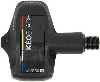 Look Cycle Keo Blade Road Pedals Black, 8nm & 12nm Blades