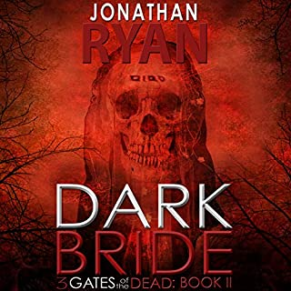 Dark Bride audiobook cover art