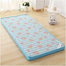 Futon Mattress, Soft Thickened Bed Carpet Tatami Mattress for Living Room Sleeping Mat Folding Mats Lazy Cushion Thick 4 c...