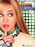 Hannah Montana: Vocal Selections Songbook for Piano/Vocal/Guitar con lápiz – Las Canciones más Populares de la Serie Disney TV arreglados para Piano, Voz y Guitarra – Notas/Sheet Music