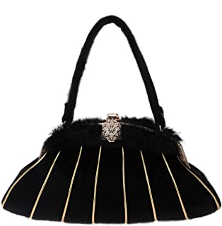 Fur Handbags For Women Luxury Bag Crossbody Women Shoulder Bag