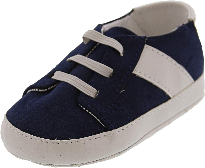 Janie and Jack Boy's Sneaker Crib Shoe
