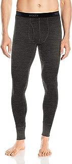 Woolx Men's Merino Wool Base Layer Bottoms - Heavyweight - Extremely Warm