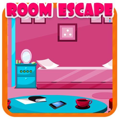 Escapar quarto feminino