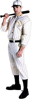Old Tyme Baseball Player Uniform and Hat