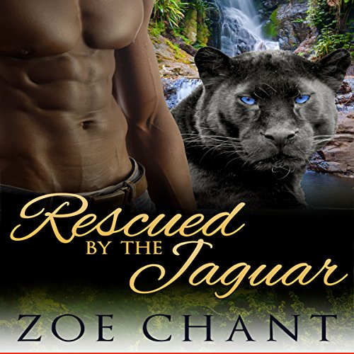 Rescued by the Jaguar audiobook cover art